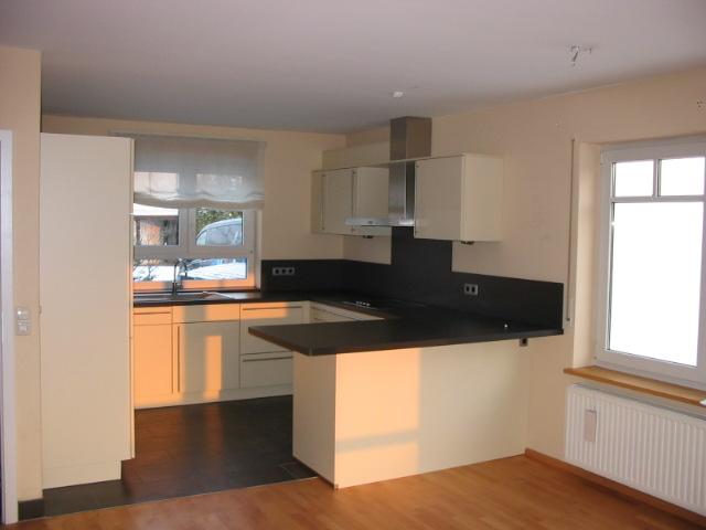 Offene kuche reihenhaus ihr traumhaus ideen - Fenster in der kuche ...